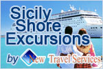 The best shore excursions in Sicily with Sicily Shore Excursions by New Travel Service